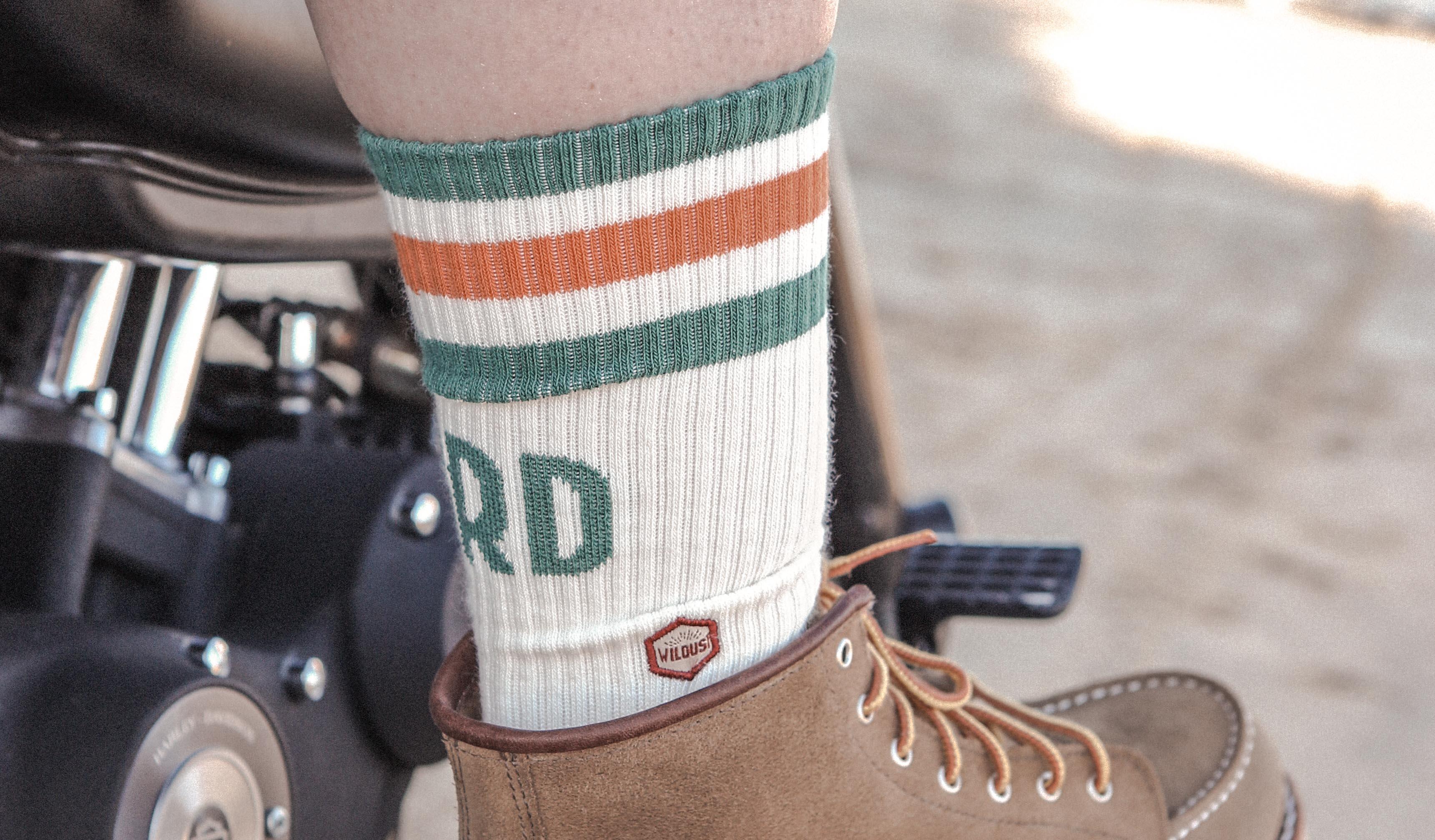 socks ride hard