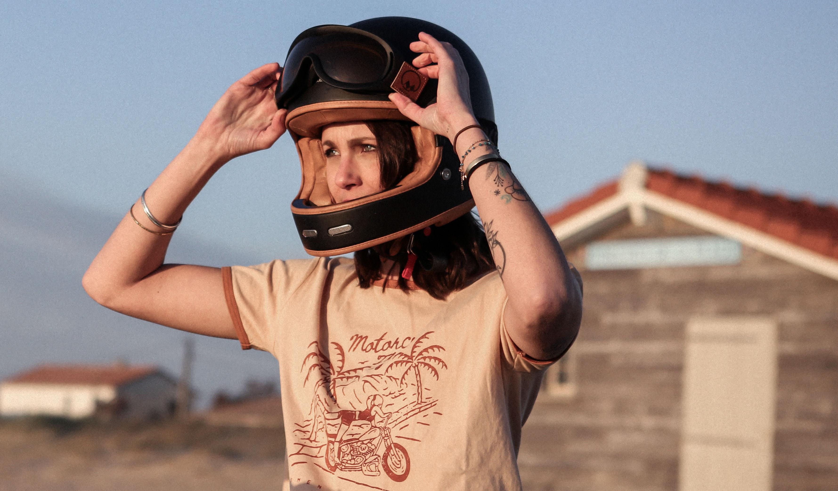 moto therapy shirt
