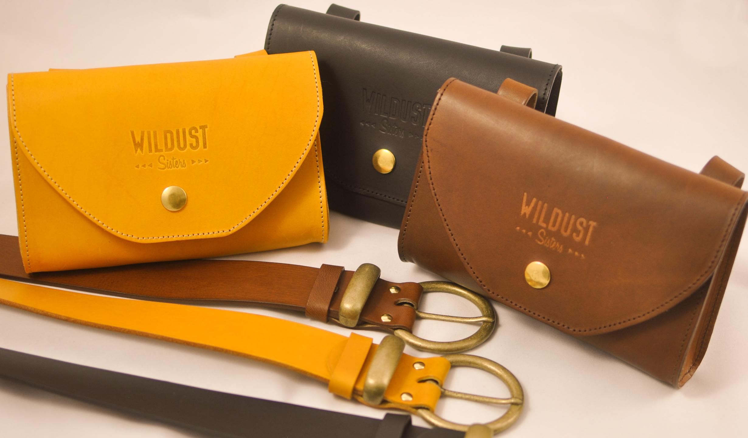 3 ceinture pochette Wildust