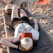 #lazymonday ! Retour au bureau après une jolie période de chill...et au fond on serait bien resté en vacances ! Le soleil brille, les soirées longues, on a toutes les excuses possibles pour sortir la moto et faire de jolies virées...Mais pas d'inquiétude pour nous, on travaille déjà sur de chouettes événements et de beaux partenariats en septembre, alors on est motivées !!! . . Working Monday, when all you really want is to rest ! Kind of hard to go back to work when sun is shinning and you have every possibility to go out and ride... Good for us, we are working on cool events and great partneships for september... Motivation is right here, at the corner...:-) . .  #rideandchill #mondaymotivation #summerride #ridelikeagirl #motogirl