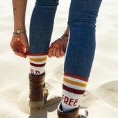 The best socks ever... Who has ever tried them on? They are designed for adventurers... TRUE The perfect vintage socks to fit your boots... Stay comfy, warm and styleeee ! . . Les meilleures chaussettes du monde...qui les a déjà essayées?  elles sont conçues pour les aventurier/es... Le confort idéal pour se glisser dans des boots. Super confort pour la plante des pieds, gros maintien et pure style vintage :-) Be WILD & FREE !   #vintagesocks #riderbabe #bikergirl #adventure #wildandfree #womanrider #motogril #socks #wildsocks