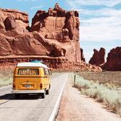 EN ROUTE POUR LE WEEK END ! Ici en France il est de nouveau permis de rêver... Roads Trips, voyages et aventures en tous genres.... Ca fait du bien ! On a hâte de vous embarquer avec nous !  . . #adventure #roadtripper #travellers #roadtrip #vintagelovers #vanlife