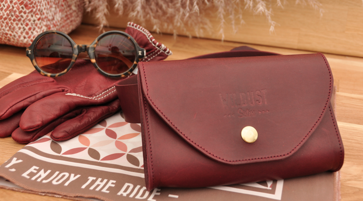 Leather goods from Wildust